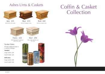 Coffins Brochure