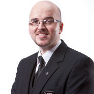 Chris Armstrong-Funeral Manger